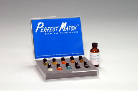 Mirage Perfect Match Shade Matching System
